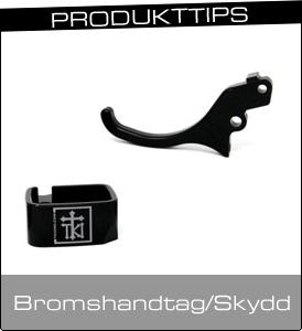 Modshop - TKI bromshandtag och bromsbehållarskydd