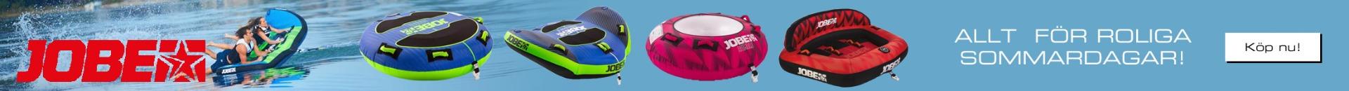 Modshop - Jobe vattensportprodukter, åkringar, madrasser, tuber, knee boards m.m.